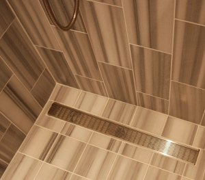 Photo Courtesy: LUXE Linear Drains