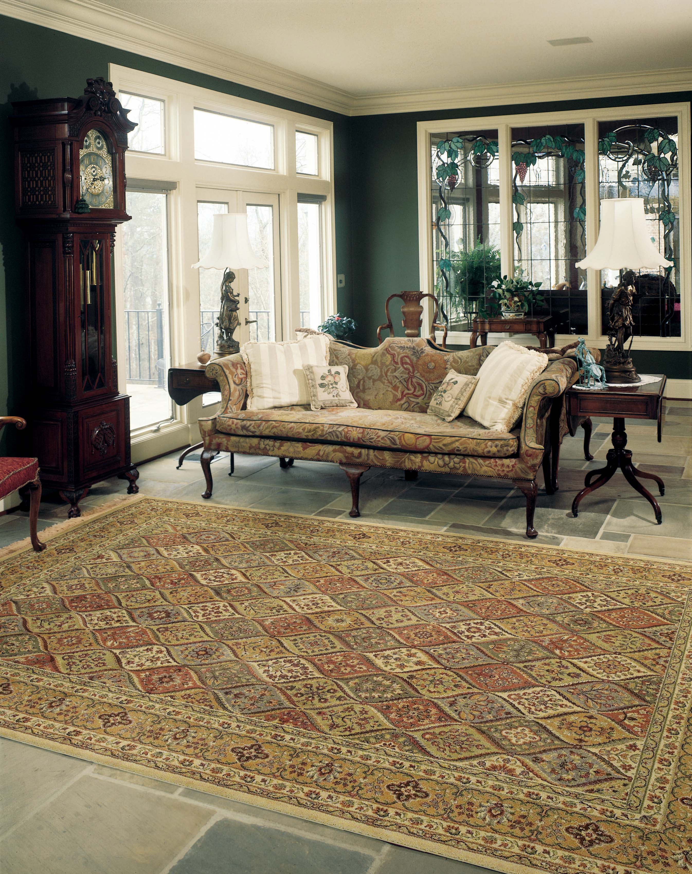 What size area rug do you need moda insights for What size rug do i need
