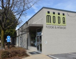 MODA's West Midtown Design District Location